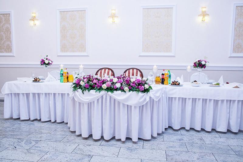 kwiaty na stół wesele warszawa