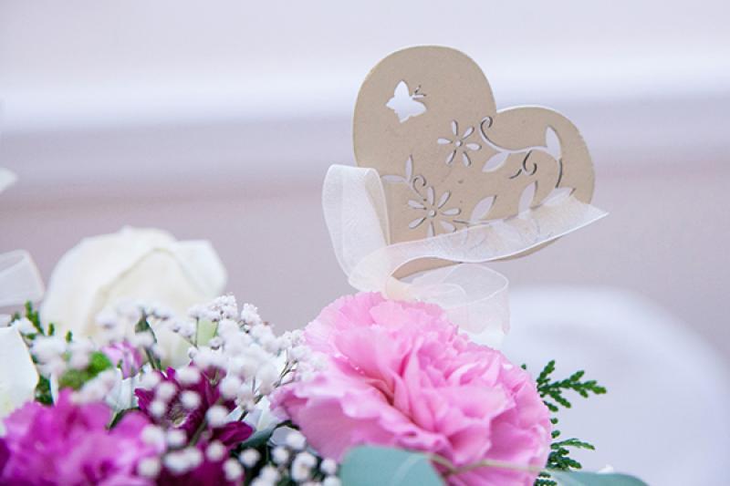 serce kwiaty wesele warszawa