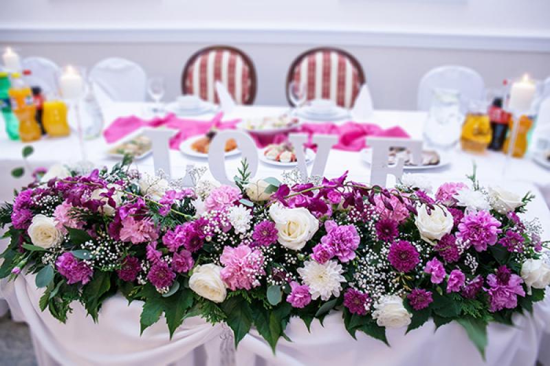 stół prezydialny wesele warszawa