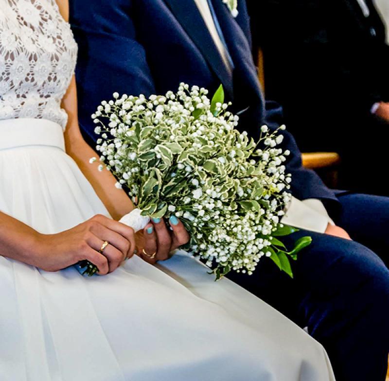 wiązanka ślubna warszawa gipsówka