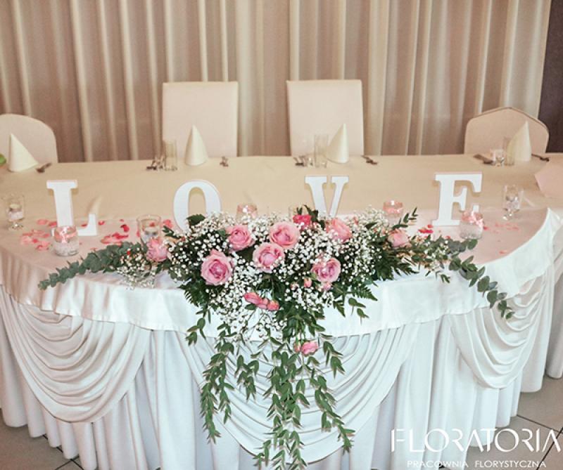 dekoracja sali na wesele warszawa