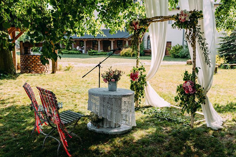 cywilny ślub plenerowy warszawa