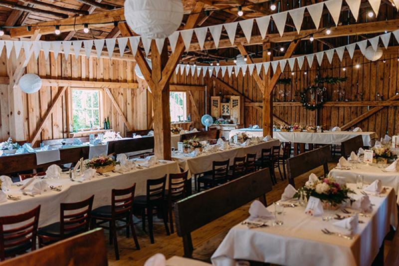 dekoracja na wesele rustykalnie warszawa