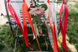 dekoracje krzesła rustykalne warszawa