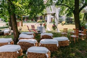 miejsce dla gości ślub plenerowy warszawa