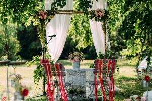rustykalny ślub plenerowy warszawa