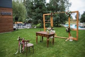 willa omnia dekoracje plenerowe