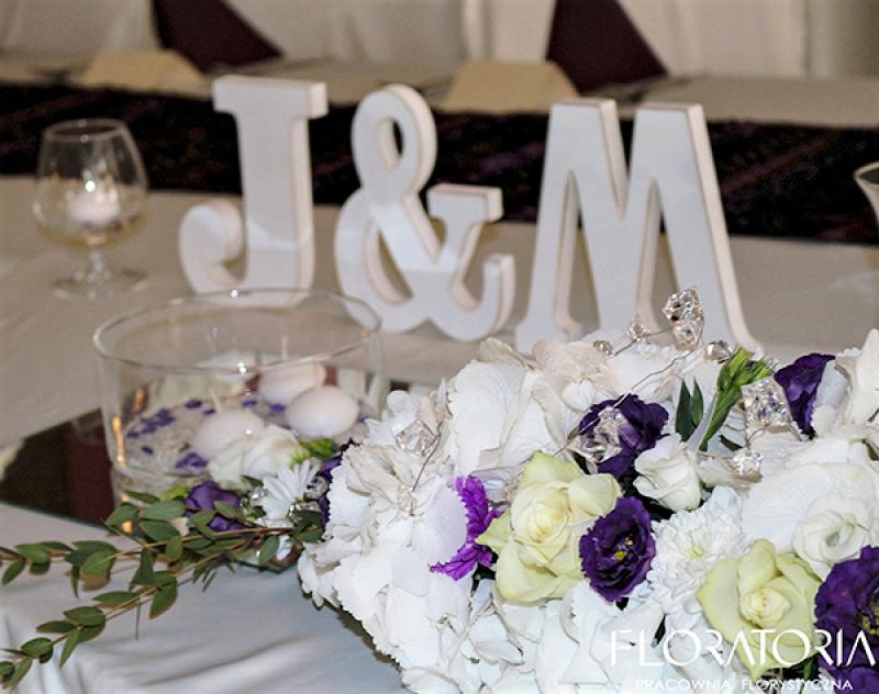 dekoracja ślubna warszawa hortensja
