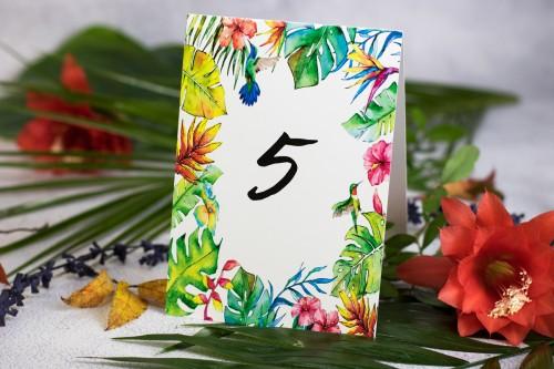 numer-stolu-tropikalne-liscie