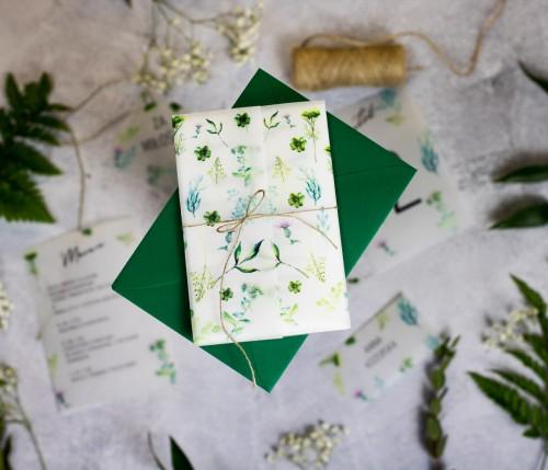 kalka-ziola-zaproszenie-slubne