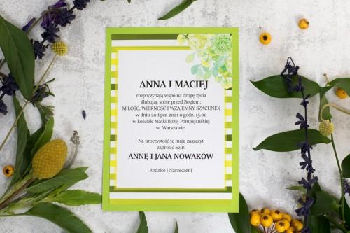 zaproszenie-slubne-zielone-paski
