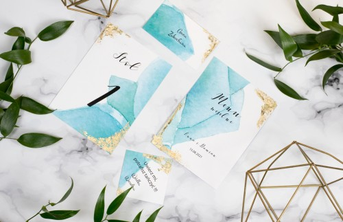 papeteria-weselna-zloto-zielen-niebieski